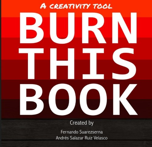Burn This Book Creativity Transformation product image