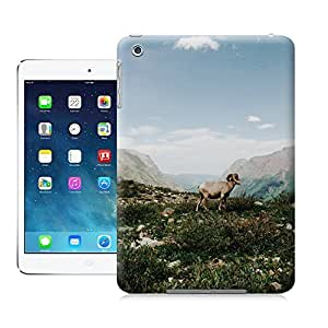 tostore Animal painting patterns Bighorn Overlook case battery cover for ipad mini