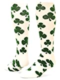 Image of Red Lion Shamrock Athletic St. Patrick's day Socks