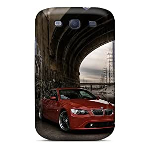 Great Hard Phone Cover For Samsung Galaxy S3 With Allow Personal Design Nice Bmw Pattern IanJoeyPatricia