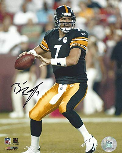 - Ben Roethlisberger Steelers 8-2 8x10 Autographed Photo - Certified Authentic