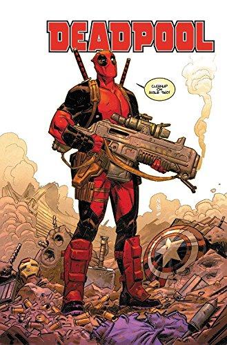 Book Cover: Deadpool Vol. 1: Mercin' Hard for the Money
