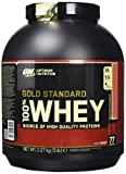 Optimum Nutrition Gold Standard 100% Whey 2273 g Strawberry Protein Shake Powd