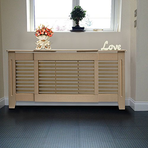 Greenbay Traditional Unfinished Radiator Cover Radiator Cabinet