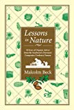 Lessons in Nature, Malcolm Beck, 0911311807