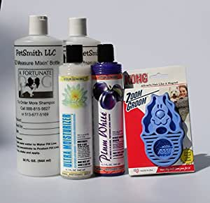 Pet Shampoos : Amazon.com: Jack Russell Terrier Coat Care