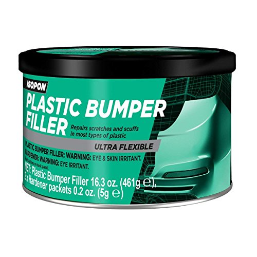 Isopon Plastic Bumper Filler Tin (16.3 Oz.)
