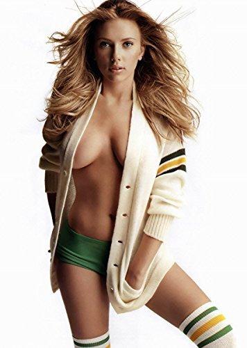 Scarlett Poster Johansson - Scarlett Johansson poster 32 inch x 24 inch / 17 inch x 13 inch