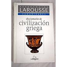 Diccionario de civilización griega