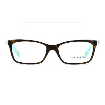 31c95edc55 Tiffany Occhiale Havana Sehbrille Eyeglasses 8134 Vista Da Tf2103b exodBrC