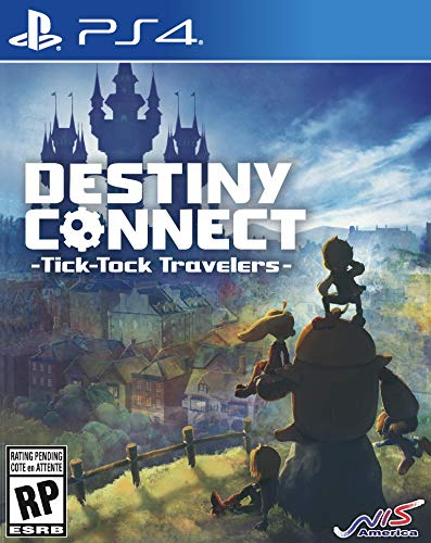 (Destiny Connect: Tick-Tock Travelers Standard Edition - PlayStation 4)