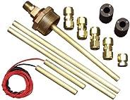 "Madison ML4444 Brass Multi-Point Switch Kit with Stem, 60 VA SPST, 2"" NPT Male, 150 psig Pre"