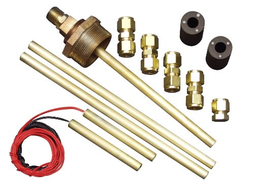 Madison ML4444 Brass Multi-Point Switch Kit with Stem, 60 VA SPST, 2