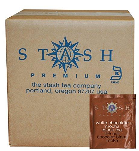Mocha Chocolate (Stash Tea Teabags, White Chocolate Mocha, 100 Count (packaging may vary))
