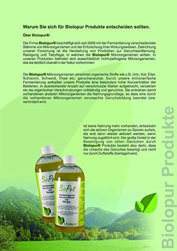 BIOPET biol Micropur neutralizador de olores | Olor ...