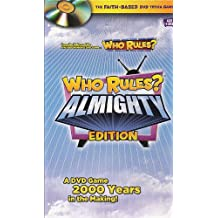 Who Rules? Almighty Edition DVD Game