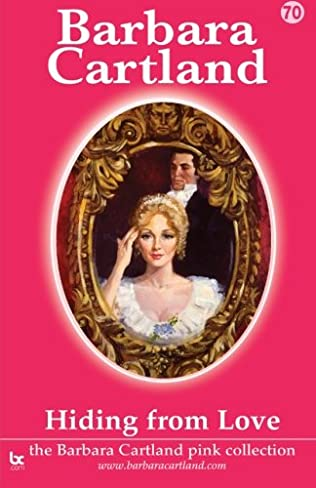 book cover of Hiding from Love