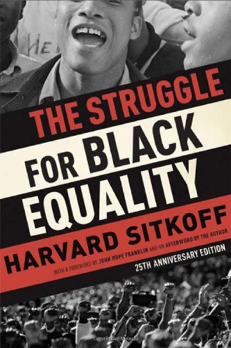Books : The Struggle for Black Equality