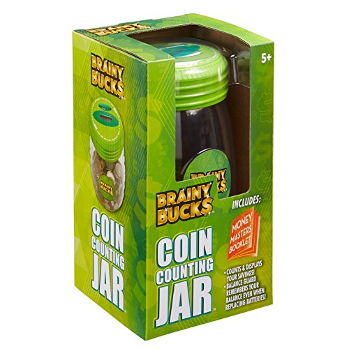 Zillions Counting Money Jar - 2