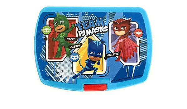 Sandwichera Infantil de Dibujos Animados - Fiambrera de ...