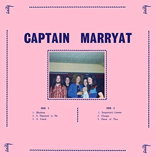 CAPTAIN MARRYAT - Captain Marryat