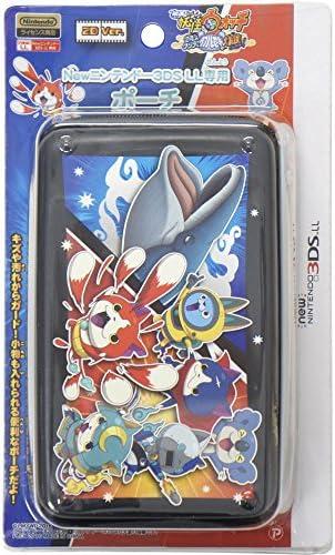 妖怪ウォッチ 2016 劇場版 new NINTENDO 3DS LL 専用 ポーチ 2D Ver.
