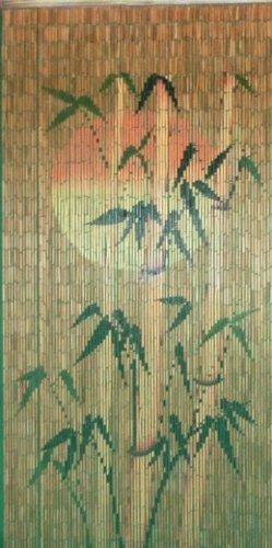 bamboo-fifty-four-5275-orange-sun-bamboo-silhouette