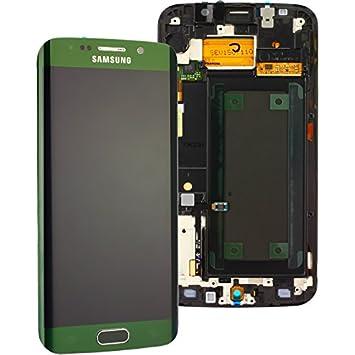 Lcd Display Samsung G925f Galaxy S6 Edge Original Full Amazonde