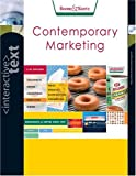 img - for Interactive Text, Contemporary Marketing by Louis E. Boone (2004-01-23) book / textbook / text book