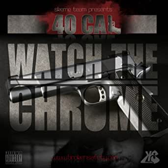Lil Ninja Theory [Explicit] by 40 Cal on Amazon Music ...