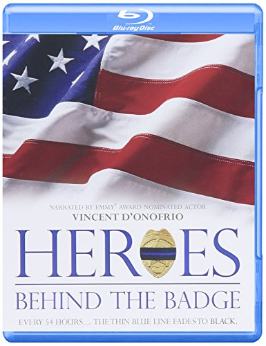 Blu-ray : Heroes Behind The Badge (Blu-ray)