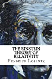 img - for The Einstein Theory of Relativity: Classic literature book / textbook / text book