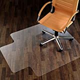Office Marshal® Premium Chair Mat with Lip, PVC - 36