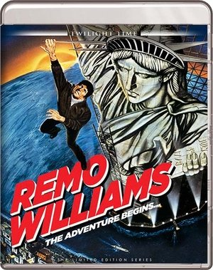 Remo Williams: The Adventure Begins...- Twilight Time [1985] [Blu ray]