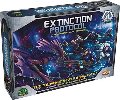 Galaxy Defenders: Extinction Protocol • Expansion: Amazon.es: Juguetes y juegos