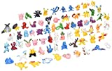 Generic Mini Cute Little Monsters Random Pearl Figures (72 Pieces)