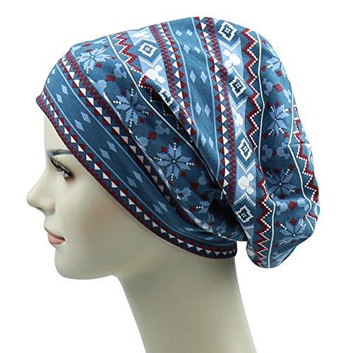 - Silky Satin Slouchy Cap Smooth Sleep Headwear Night Public Curly Hair Headcover Frizzy Hat