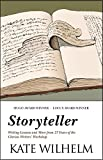 Writer's Resources: Cover of Kate Willhelm's STORYTELLER