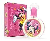 MINNIE MOUSE by Disney Eau De Toilette Spray 1.7 oz (Women)
