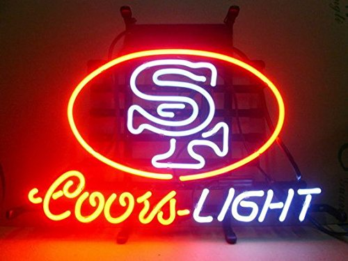 San Francisco 49ers Neon Lamp (Urby™ 17