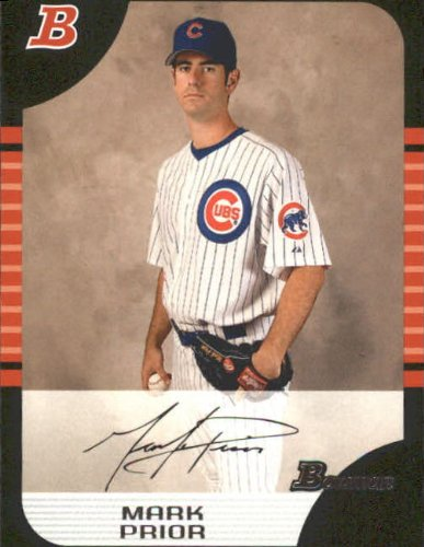 2005 Bowman Baseball #140 Mark Prior Chicago