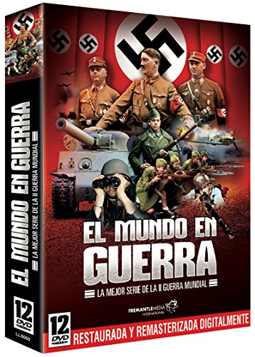 Pack El Mundo en Guerra (The World at War) DVD