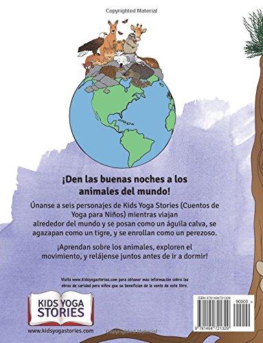 Buenas Noches, Mundo Animal: Un Libro de Yoga para Niños ...