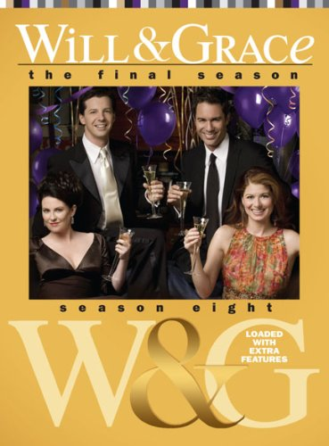 Will & Grace: Season 8 by Lionsgate