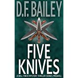 Five Knives: A Will Finch Mystery Thriller (Series Prequel)