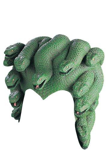 Medusa Serpent Headpiece