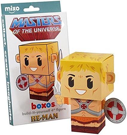 Boxos Papercraft He-Man