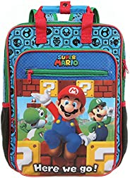 Mochila Super Mario Bros, DMW Bags, 11733, Colorido