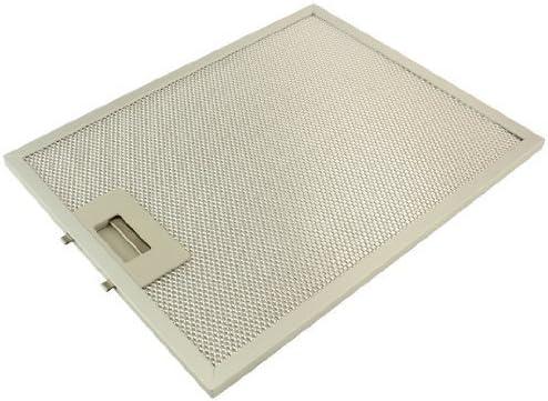 Filtro de malla para Universal para HSE159IX campanas extractoras (319 mm X 259 mm): Amazon.es: Grandes electrodomésticos