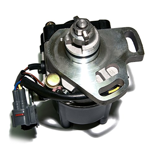 Brand New Compatible Ignition Distributor w/Cap & Rotor 4AFE / 19030-16140 19020-15140 94850028 for 90-93 TOYOTA COROLLA CELICA GEO PRIZM 4AFE 31-77416 84774 KA-FDW4AFE